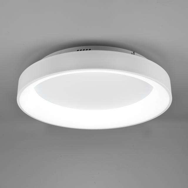 TRIO Girona LED ceiling light with dimmer and CCT