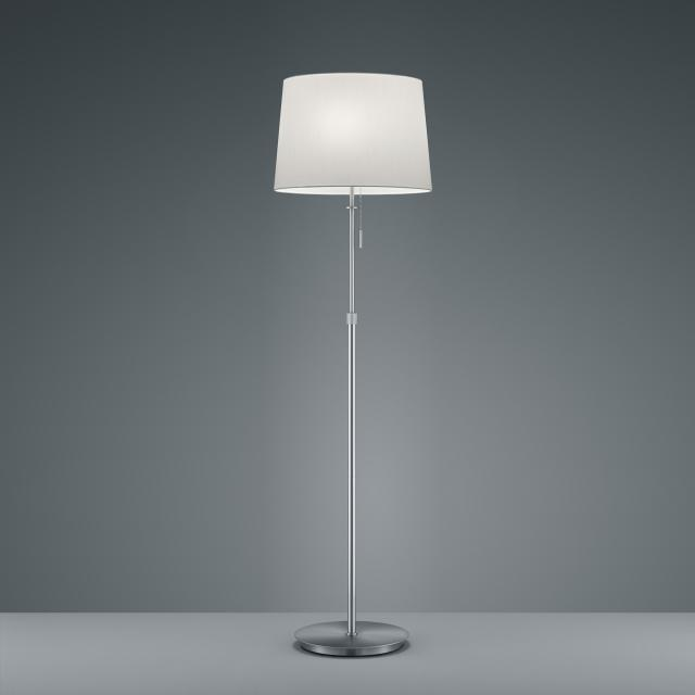 TRIO Lyon floor lamp with pull switch