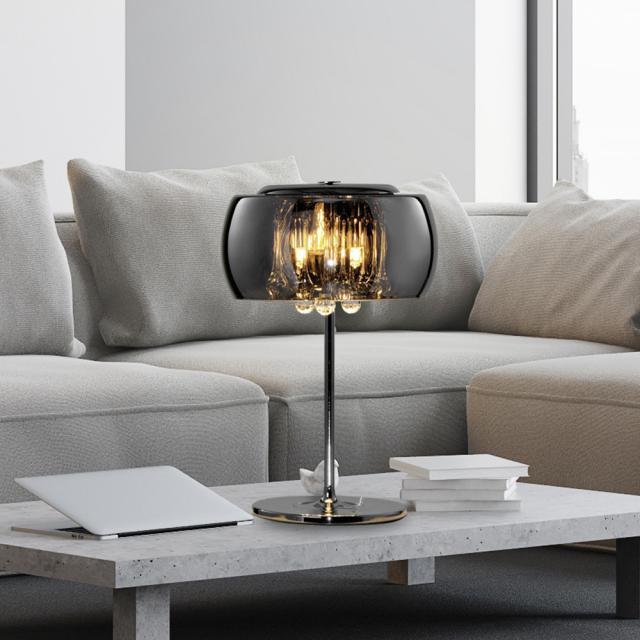 TRIO Vapore table lamp