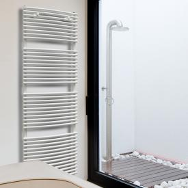 Vasco Agave HRBM radiator, curved width 600 mm, 766 Watt