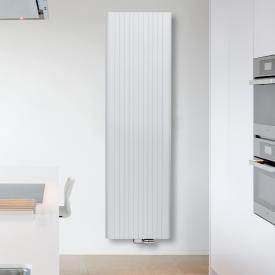 Vasco Alu-Zen Vertical radiator white fine texture, width 600 mm, 2155 Watt