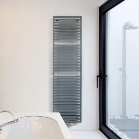 Vasco Arche bathroom radiator horizontal anthracite january, width 60 cm