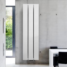 Vasco Beams designer radiator for hot water operation white fine texture, 1658 watts