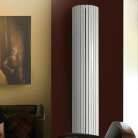 Vasco Carré CR-O half round radiator height 1800 mm, 1528 Watt