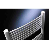 Vasco Malva heated towel rail white width 600 mm, 684 Watt