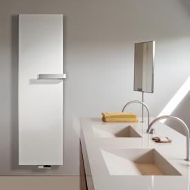 Vasco Niva Soft radiator, single row white fine texture