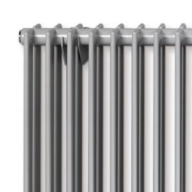 Vasco Tulipa horizontal low radiator, double row width 2160 mm, 48 tubes, 2012 Watt