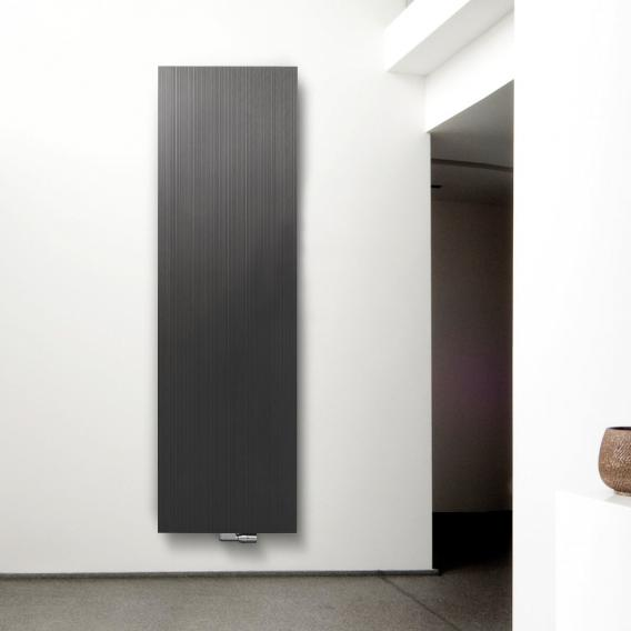 Vasco Bryce Plus Vertical BV100 radiator H: 180 cm, anthracite january width 60 cm
