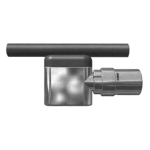 Vasco design valve set for mounting on floor