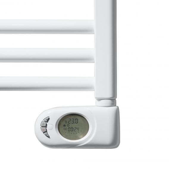 Vasco E-Bano bathroom radiator for purely electric operation white, 750 Watt