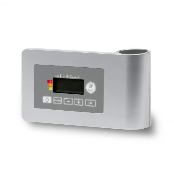 Vasco E-VOLVE E-V controller for cartridge, for pure electrical operation grey