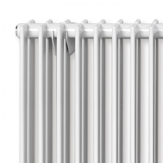 Vasco Tulipa vertical tall radiator, double row width 270 mm, 6 tubes, 808 Watt
