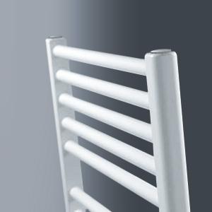 Vasco Bano-M bathroom radiator, with central connection width 45 cm, 750 Watt