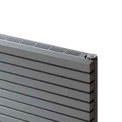 Vasco Carré CPHN1 Plan horizontal radiator, single row width 1200 mm, 808 Watt