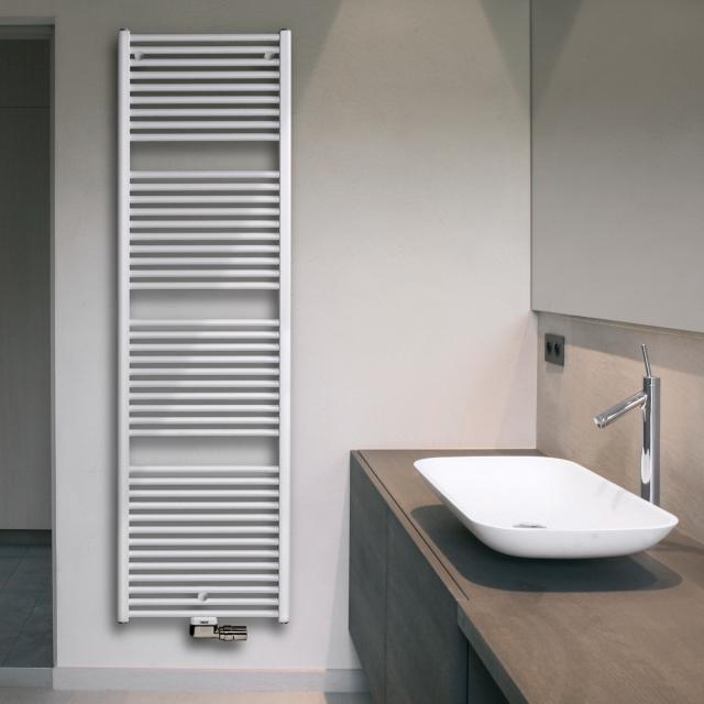 Vasco Iris HDM radiator height 690 mm, 17 tubes width 900 mm, 694 Watt
