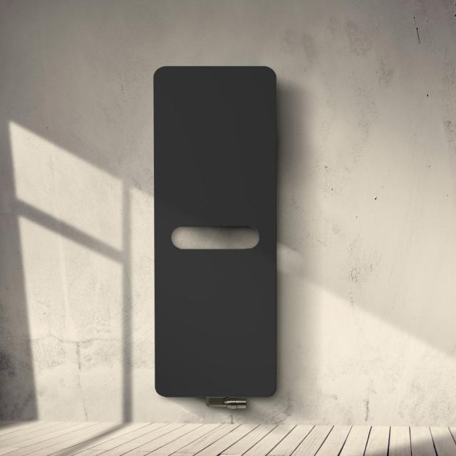 Vasco Oni design radiator, model O-P anthracite january