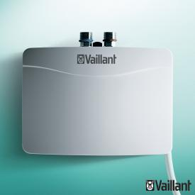 Vaillant miniVED mini electrical instantaneous water heater output: 3.5 kW, pressurised