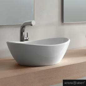 Victoria + Albert Amalfi 55 countertop washbasin white