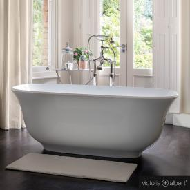 Victoria + Albert Amiata freestanding bath white