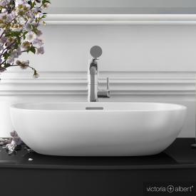 Victoria + Albert Barcelona 55 countertop washbasin white