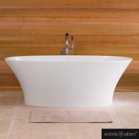 Victoria + Albert Ionian  freestanding bath white
