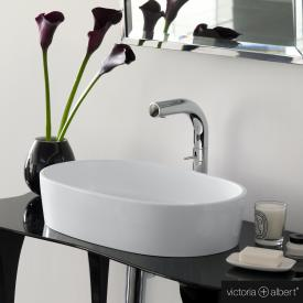 Victoria + Albert Ios 54 countertop washbasin white