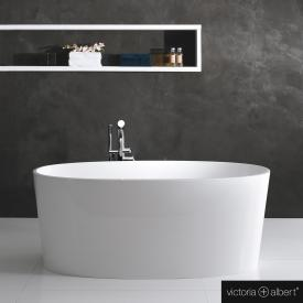 Victoria + Albert Ios freestanding bath white