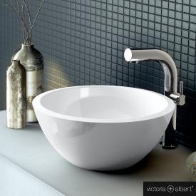 Victoria + Albert Maru countertop washbasin white