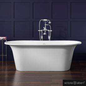 Victoria + Albert Monaco freestanding bath white