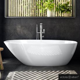 Victoria + Albert Mozzano 2 freestanding bath white