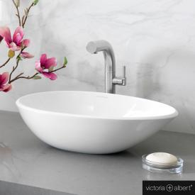 Victoria + Albert Napoli 57 countertop washbasin white