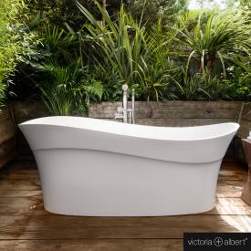 Victoria + Albert Pescadero freestanding bath white