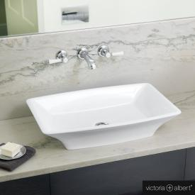 Victoria + Albert Ravello 60 countertop washbasin white