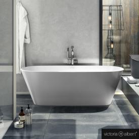 Victoria + Albert Vetralla 2 freestanding bath white