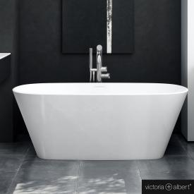 Victoria + Albert Vetralla freestanding bath white