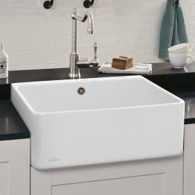 Villeroy & Boch 60 X butler sink white alpine high gloss