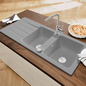Villeroy & Boch Architectura 80 built-in sink stone/position boreholes 1 and 2