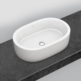 Villeroy & Boch Architectura countertop washbasin white, with CeramicPlus, with overflow