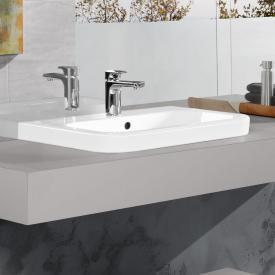 Villeroy & Boch Architectura drop-in washbasin white, with CeramicPlus