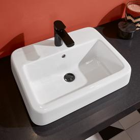 Villeroy & Boch Architectura drop-in washbasin white, with overflow