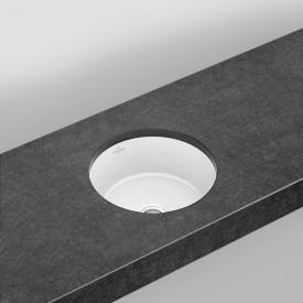 Villeroy & Boch Architectura undercounter washbasin white, with overflow