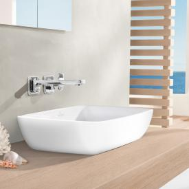 Villeroy & Boch Artis countertop washbasin white, with CeramicPlus, without overflow