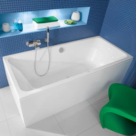 Villeroy & Boch Avento Duo rectangular bath white