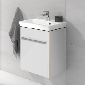 Villeroy & Boch Avento hand washbasin with vanity unit with 1 door
