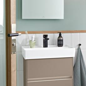 Villeroy & Boch Collaro hand washbasin white, with CeramicPlus, without overflow, ungrounded