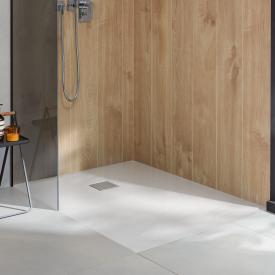 Villeroy & Boch Embrace Receveur de douche blanc, avec VilboGrip