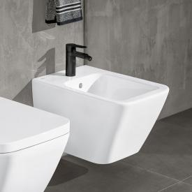 Villeroy & Boch Finion wall-mounted bidet white, with CeramicPlus