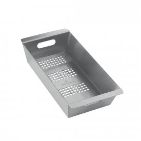 Villeroy & Boch Flavia 60 strainer bowl for waste bowl, stainless steel