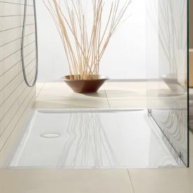 Villeroy & Boch Futurion Flat rectangular shower tray white