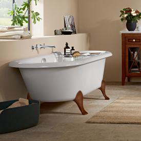 Villeroy & Boch Hommage Duo freestanding bath white